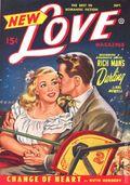 New Love Magazine (1942-1950 Popular Publications) Canadian Editon Sep 1949