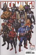 Incoming (2019 Marvel) 1K