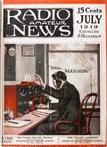 Radio News (1919-1948 Gernsback Publishing) Vol. 1 #1