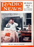 Radio News (1919-1948 Gernsback Publishing) Vol. 2 #1