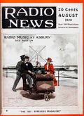 Radio News (1919-1948 Gernsback Publishing) Vol. 2 #2