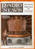 Radio News (1919-1948 Gernsback Publishing) Vol. 2 #8