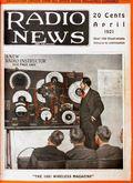 Radio News (1919-1948 Gernsback Publishing) Vol. 2 #10