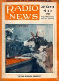 Radio News (1919-1948 Gernsback Publishing) Vol. 2 #11