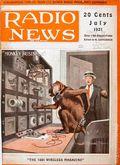 Radio News (1919-1948 Gernsback Publishing) Vol. 3 #1