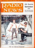 Radio News (1919-1948 Gernsback Publishing) Vol. 3 #3