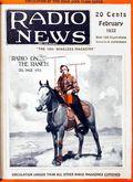 Radio News (1919-1948 Gernsback Publishing) Vol. 3 #8