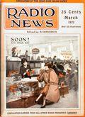 Radio News (1919-1948 Gernsback Publishing) Vol. 3 #9