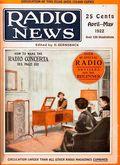 Radio News (1919-1948 Gernsback Publishing) Vol. 3 #10-11