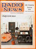 Radio News (1919-1948 Gernsback Publishing) Vol. 3 #12