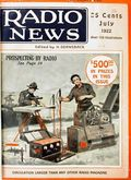 Radio News (1919-1948 Gernsback Publishing) Vol. 4 #1