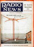 Radio News (1919-1948 Gernsback Publishing) Vol. 4 #5