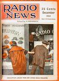 Radio News (1919-1948 Gernsback Publishing) Vol. 4 #6