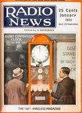 Radio News (1919-1948 Gernsback Publishing) Vol. 4 #7