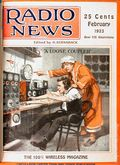 Radio News (1919-1948 Gernsback Publishing) Vol. 4 #8