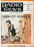 Radio News (1919-1948 Gernsback Publishing) Vol. 5 #1