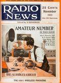 Radio News (1919-1948 Gernsback Publishing) Vol. 5 #5