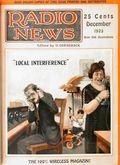 Radio News (1919-1948 Gernsback Publishing) Vol. 5 #6