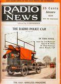 Radio News (1919-1948 Gernsback Publishing) Vol. 5 #7