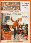Radio News (1919-1948 Gernsback Publishing) Vol. 5 #8