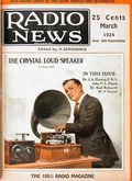 Radio News (1919-1948 Gernsback Publishing) Vol. 5 #9