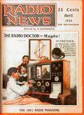 Radio News (1919-1948 Gernsback Publishing) Vol. 5 #10