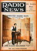 Radio News (1919-1948 Gernsback Publishing) Vol. 5 #11