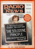 Radio News (1919-1948 Gernsback Publishing) Vol. 6 #2