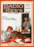 Radio News (1919-1948 Gernsback Publishing) Vol. 6 #4