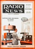 Radio News (1919-1948 Gernsback Publishing) Vol. 6 #5