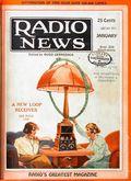 Radio News (1919-1948 Gernsback Publishing) Vol. 6 #7