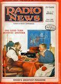 Radio News (1919-1948 Gernsback Publishing) Vol. 6 #10