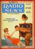 Radio News (1919-1948 Gernsback Publishing) Vol. 7 #4