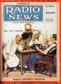 Radio News (1919-1948 Gernsback Publishing) Vol. 7 #7