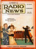 Radio News (1919-1948 Gernsback Publishing) Vol. 7 #8