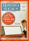 Radio News (1919-1948 Gernsback Publishing) Vol. 7 #9