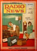 Radio News (1919-1948 Gernsback Publishing) Vol. 8 #1