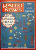 Radio News (1919-1948 Gernsback Publishing) Vol. 8 #2