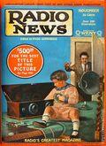 Radio News (1919-1948 Gernsback Publishing) Vol. 8 #5