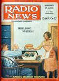 Radio News (1919-1948 Gernsback Publishing) Vol. 8 #7