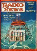 Radio News (1919-1948 Gernsback Publishing) Vol. 8 #8
