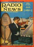 Radio News (1919-1948 Gernsback Publishing) Vol. 8 #10