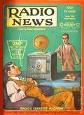 Radio News (1919-1948 Gernsback Publishing) Vol. 9 #1
