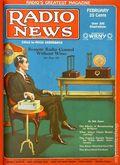 Radio News (1919-1948 Gernsback Publishing) Vol. 9 #8