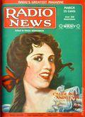 Radio News (1919-1948 Gernsback Publishing) Vol. 9 #9