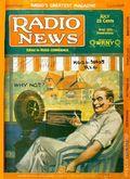 Radio News (1919-1948 Gernsback Publishing) Vol. 10 #1