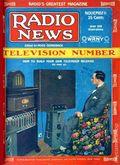 Radio News (1919-1948 Gernsback Publishing) Vol. 10 #5