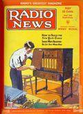 Radio News (1919-1948 Gernsback Publishing) Vol. 10 #11