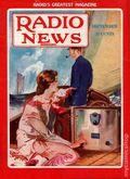 Radio News (1919-1948 Gernsback Publishing) Vol. 11 #3