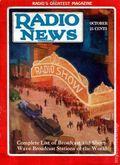 Radio News (1919-1948 Gernsback Publishing) Vol. 11 #4
